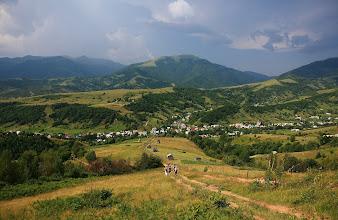 Photo: Nad Koločavou - Ukrajina 2012 http://www.turistika.cz/rady/76-kolocava-nejen-cetnicka-stanice-uzhorod-viskovo-zakarpatska-ukrajina