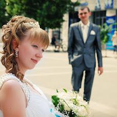 Wedding photographer Vladimir Savushkin (sowa8030). Photo of 02.08.2013