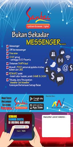 Santai Messenger