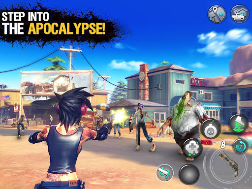 Dead Rivals - Zombie MMO (Unreleased)  screenshots 1