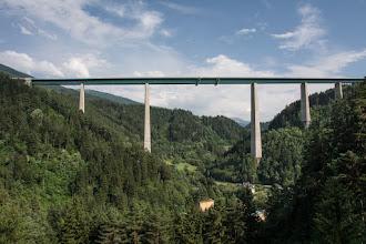 Photo: Najwyższy filar ma wysokość 146,5 metra, a największe przewyższenie nad ziemią wynosi 192 metry.