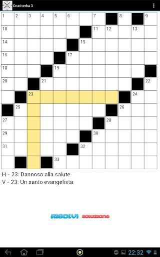 Crossword ITA apkpoly screenshots 11