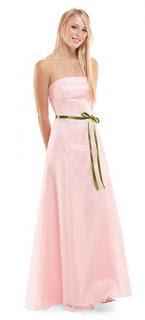 Vestido longo para casamento de dia