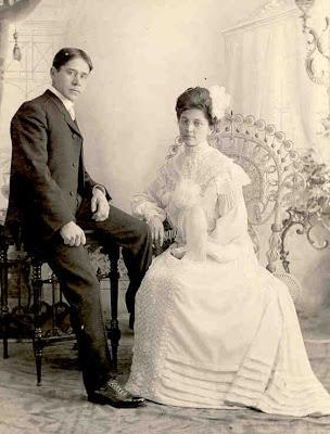 Casamento antigo