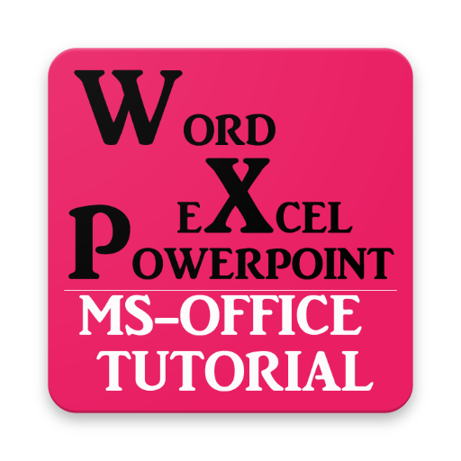MS OFFICE (WORD EXCEL POWERPOINT) TUTORIAL OFFLINE - Apps on Google Play