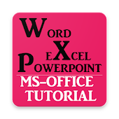 MS OFFICE (WORD EXCEL POWERPOINT) TUTORIAL OFFLINE