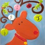 Photo: Reindeer Ornaments