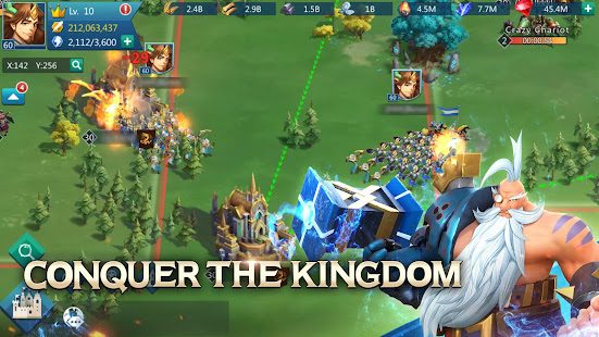 Mod Game Majesty & Conquest for Android