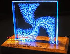 Nhận gia công cắt, khắc CNC gỗ, mica, alu các loại giá siêu rẻ chỉ 150,000/1m2. - 12