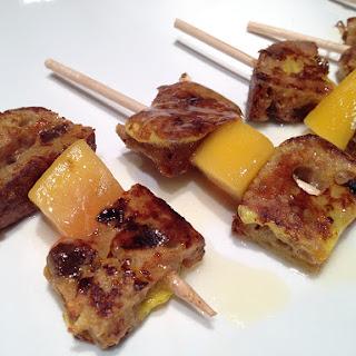 Cinnamon Raisin French Toast Bites