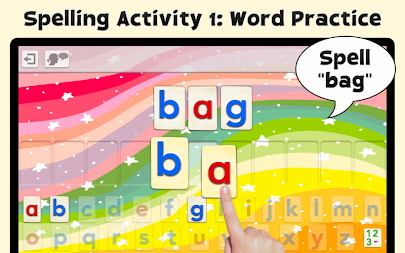 Word Wizard for Kids - Learn to Read & Spell APK screenshot thumbnail 11
