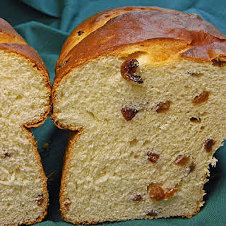 Sweet Bread Rhineland Style – Authentic German.
