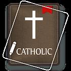 Catholic Bible - Audio & Daily Reading icon