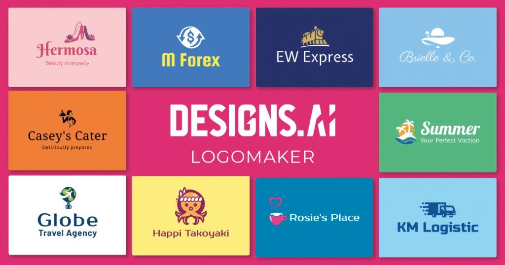 blogs.ai, créateur de logo, image de marque