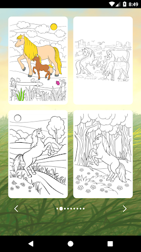 Horse Coloring Pages 1.8 screenshots 4