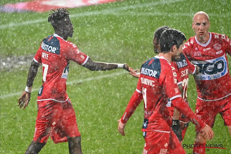 KV Kortrijk wint met veel moeite van sterk Lommel en bekert verder