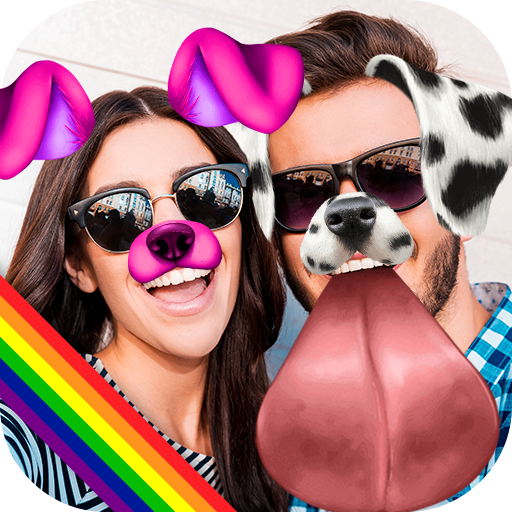 Face Live Camera: Photo Filters, Emojis, Stickers Icon