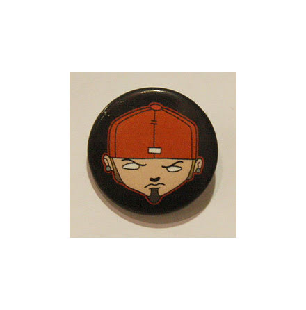 Limp Bizkit - Cartoon - Badge