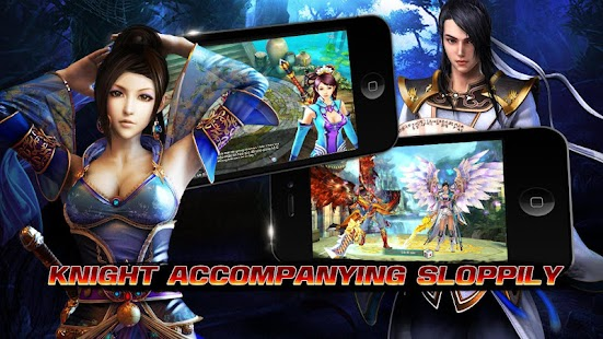 Sword Kensin- screenshot thumbnail