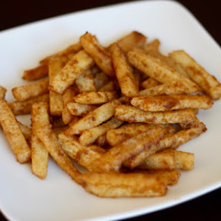 Fried Jicama Fries Recipes