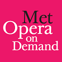 Met Opera on Demand icon