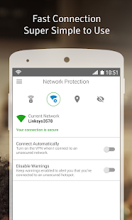Norton Wifi Privacy VPN Proxy – Security & Unblock- screenshot thumbnail