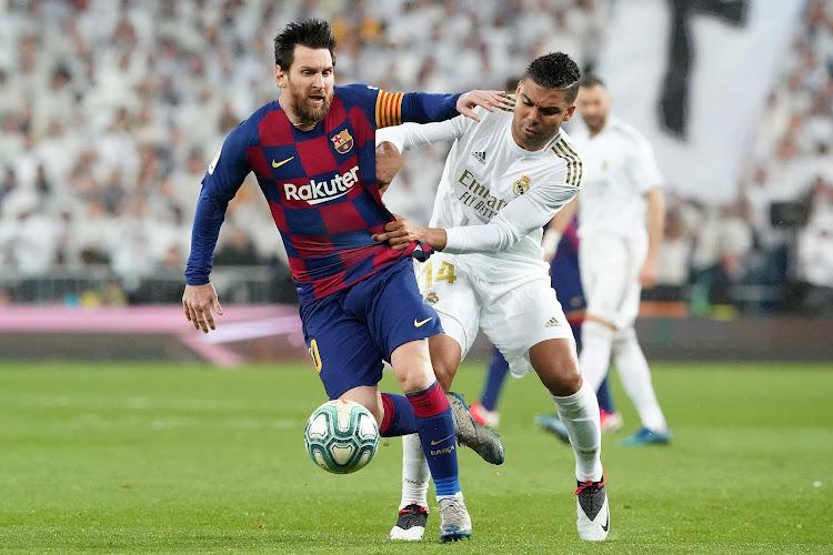 De koppigaards van de Super League: Real en Barça kregen 60 miljoen meer dan de rest