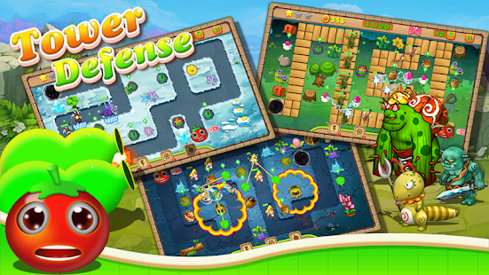 tower defense fruit war android apps on google play