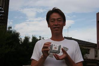 Photo: ブルーベリーガーデンIKEDAさんから摘みたての大きなベリーが届きました。今日は限定40箱のみの販売です。