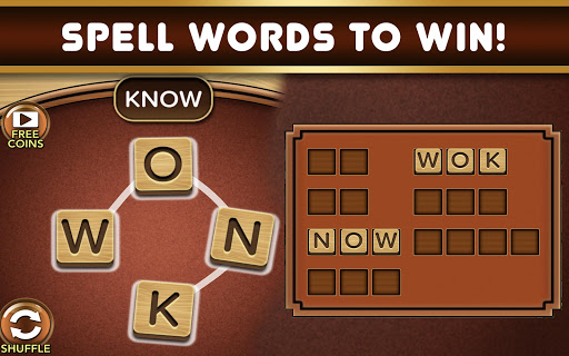 WORD FIRE: FREE WORD GAMES WITHOUT WIFI! apkmr screenshots 1