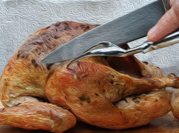Remove from oven, tent, and allow to rest for thirty minutes before carving.