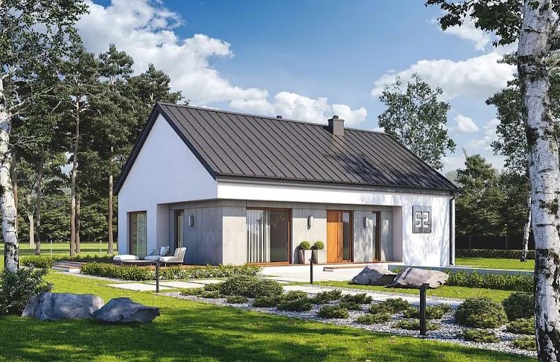 Projekt domu Rozsądny