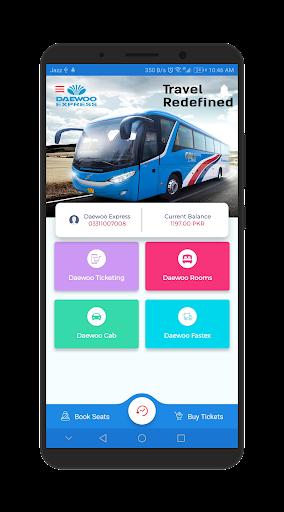 Daewoo Express Mobile - Daewoo Rooms 16.3 screenshots 2