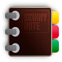 SkinnyNote Notepad icon