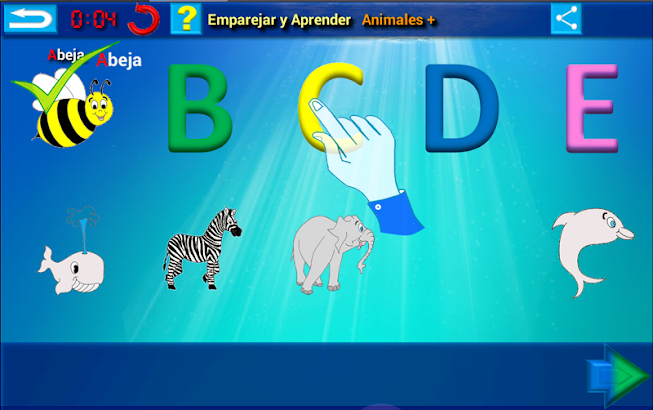 Alma ABC 123 Learn Spanish- screenshot thumbnail