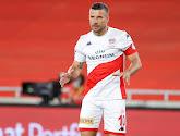 """Lukas Podolski quitte Antalyaspor, mais s'attendait à d'autres adieux : """"Quel dommage"""""""