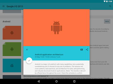 Google I/O 2015 Screenshot 13