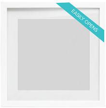 We R Memory Keepers Organization Gallery Shadow Box Frame - Hinged Display