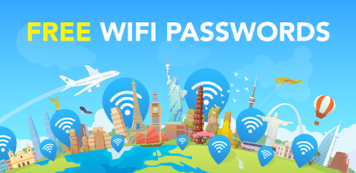 WiFi Map — Free Passwords & Hotspots for PC