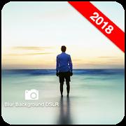 Blur Background DSLR