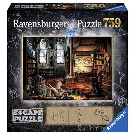 Puzzle Exit 5: Dragon Lab