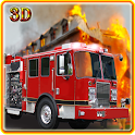 Fire Truck 3d Driving icon
