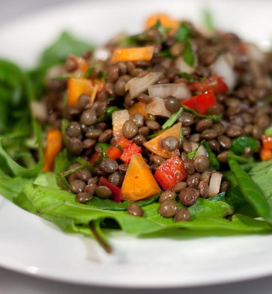 Healthy Lentil Salad Recipe