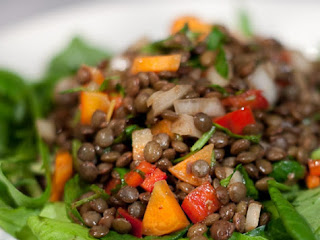 Healthy Lentil Salad Recipe