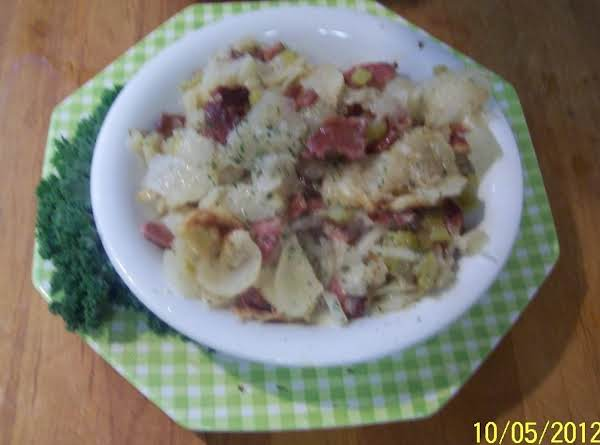 18 Min.german Potato Salad,  With Tender Cooker Recipe