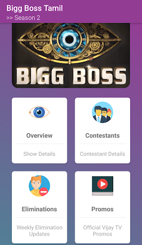 Bigg Boss Tamil 2 - Live Updates | Episodes | Vote