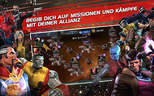MARVEL Sturm der Superhelden kostenlos spielen