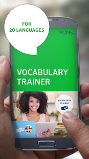 PONS Vocabulary Trainer- screenshot thumbnail