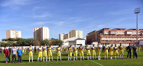"Photo: Isla Cristina F.C. Juvenil: Entrenadores, Alejandro Terrada y Alonso Fragoso ""Trilli"""