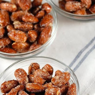 Simple Honey Roasted Almonds